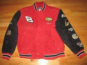 Wilsons Leather DALE EARNHARDT JR Nascar NEXTEL Cup BUDWEISER (2XL) Jacket