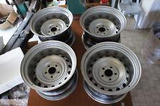 """JDM Custom Steelies 16"""" rim wheels steel ssr watanabe 240sx 180sx 300zx 240z s30"""