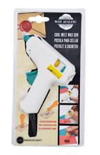 Manuscript Low Temperature Cool Melting Gun UK Plug for 8mm Sealing Wax Sticks