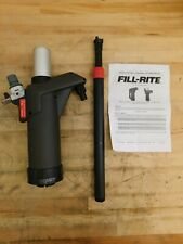 Fill Rite Air Motor Driven Drum Pump 65 Gpm 30 To 100 Working Psi Frap32v