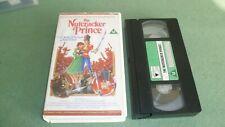 THE NUTCRACKER PRINCE VHS
