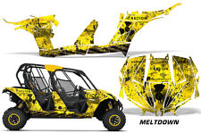 UTV Decal Graphic Kit Wrap For Can-Am Maverick MAX 1000R 4 Door 2017-2018 MD K