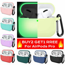 For Apple Airpods 3 PRO Wireless Charging Case Silicone Cover Protective Skin