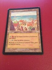 MTG MAGIC MERCADIAN MASQUES RISHADAN PORT (ITALIAN PORT RISHADAN) PLAYED