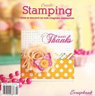 CREATE:STAMPING Create Idea Book by Northridge Publishing 'Many Thanks'