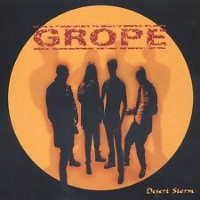GROPE - DESERT STORM (CD 1997)  RARE !! VERY GOOD CONDITION !! FREE US SHIPPING!