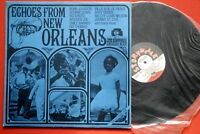 ECHOES FROM NEW ORLEANS EXYUGOSLAV PRESSING LP N/MINT