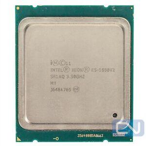 Intel Xeon E5-1650 v2 3.5GHz 12MB 0GT/s SR1AQ 6 Core Fair Grade CPU Processor