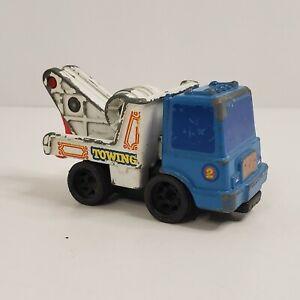 Vintage 1979 Mattel First Wheels Towing Tow Truck Wrecker Die-Cast 1/64
