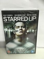 Starred Up (DVD) Uk Region 2. Freepost In Uk. Jack O Connell. New Sealed.