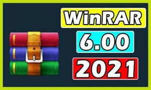 WinRAR 6.00 Compress, Encrypt, Package and Backup with only one utility