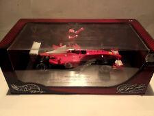 Ferrari F2002 Schumacher F1 2002 1/18 Hot Wheels 54614 Limited Edition