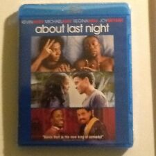About Last Night Blu-ray Disc, 2014 Kevin Hart NEW & SEALED FREE SHIPPING