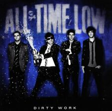 All Time Low - Dirty Work - All Time Low CD YYVG The Cheap Fast Free Post The