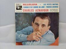 Charles Aznavour Accompagné Par Paul Mauriat Et Son Orchestre – Alleluia