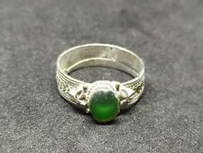 Metal Artifact Rare Stunning Stone Old Ring Vintage-Antique Ancient Roman Style
