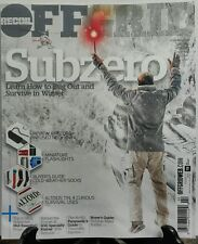 Recoil Off Grid Issue 17 Subzero How To Survive In The Winter FREE SHIPPING sb