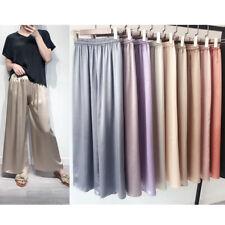 Ladies 100% Silk Trousers Pants Pyjama Bottoms Lounge Wear Sleepwear Nightwear