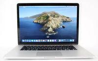 "FAST 15"" Apple MacBook Pro Retina 2.2GHz i7 16GB RAM 256GB SSD 2014 + WARRANTY!"