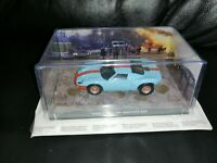 Ford GT40 Die Another Day  James Bond  IXO/ALTAYA  1-43 scale Model Car