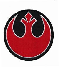 Star Wars Squadron Rebel Alliance Jedi Order Hook patch (RED/BLK)