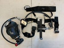 Premaire Msa Supplied Air Respirator System Medium Mask Harness Amp Hose Assembly