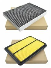 Combo Set Engine & Cabin Air Filter for 2014-2018 Nissan QASHQAI X-TRAIL 1.6L
