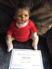 BABY NOEL PAT MOULTON MIDDLETON DOLLS #19 Of 164 Medium Skin Breath Of Life Baby