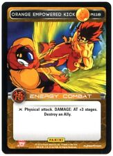 Orange EmpoweredKick#R116 DragonBall Z Movie Collection 2015 Rare TCG Card C1653