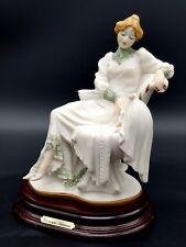 Giuseppe Armani Tender Love 1996 Porcelain Figurine Florence Italy 0692F Lovely