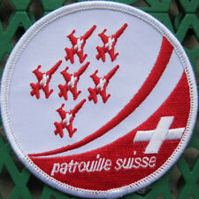 Swiss Air Force PATROUILLE SUISSE Original