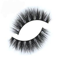 New 100%Real Mink Natural Thick False Fake Eyelashes Eye Lashes Makeup Extension