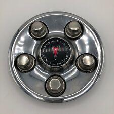 """Pontiac 16"""" Wheel Center Hub Cap OEM Chrome 6.75"""" OD 2002-2005 Grand Am 9593499"""