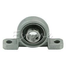 New Zinc Alloy 12mm Bore Diameter Ball Bearing Pillow Block Vertical Bearings