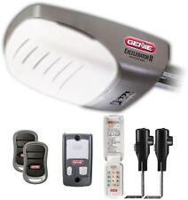 Garage Door Opener 1 HP Direct Screw Drive Quiet Smooth Fast Remote Control