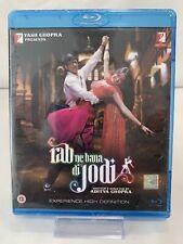 RAB NE BANA JODI Blu Ray HD Shah Rukh Khan Anushka Sharma Bollywood. SEALED!!!