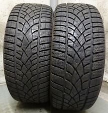 2 x DUNLOP 235/45 R18 98H 7,1 mm SP WINTER SPORT 3D A0 XL Winterreifen DOT1412
