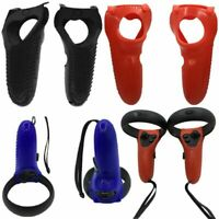 Handle Silicone Case Cover Skin for Oculus RIFT-S Quest Touch Controllers Games