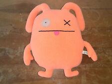 2003 Uglydoll Plush Ox Orange Rare Ugly Doll 13 Inch