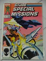 "GI JOE ""Special Missions"" #5 1987 Marvel Comic Book Bagged and Boarded - C2916"