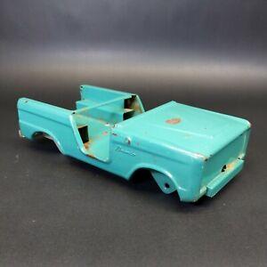 Vintage Nylint Ford Bronco Body Original Teal Paint N-8200