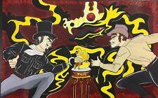 "Original LEGO Art Adventurers 7419 Dragon Fortress 11""x17"" Poster Johnny Thunder"