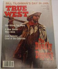 True West Magazine The Deadly Deputy November 1991 082515R3