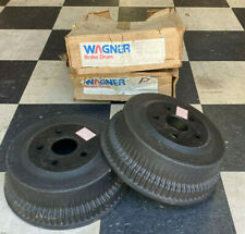 """1963-1971 Ford GT 350/500 Fairlane Comet Merc 10"""" x 2-1/2"""" Finned Rear Drum NORS"""