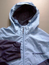 Superdry Zip Hip Length Polyester Coats & Jackets for Men