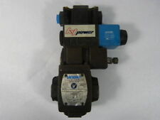Vickers CS5060ABMFWB5100 Solenoid Controlled Relief Valve   NEW