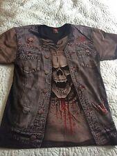 Rock Star Metal Tshirt Medium Rock Roll Goth Punk