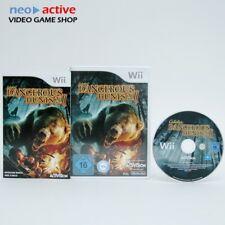 Cabela's Dangerous Hunts 2011 | Nintendo Wii | Anleitung & OVP | Deutsch | #G