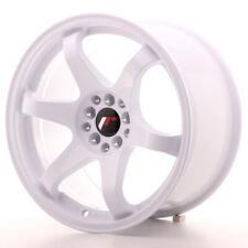 Japan Racing JR3 Alloy Wheel 17x9 - 4x114.3 / 4x100 - ET20 - White