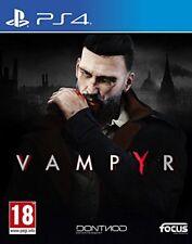 Vampyr Focus 3512899117662 Jeu Video